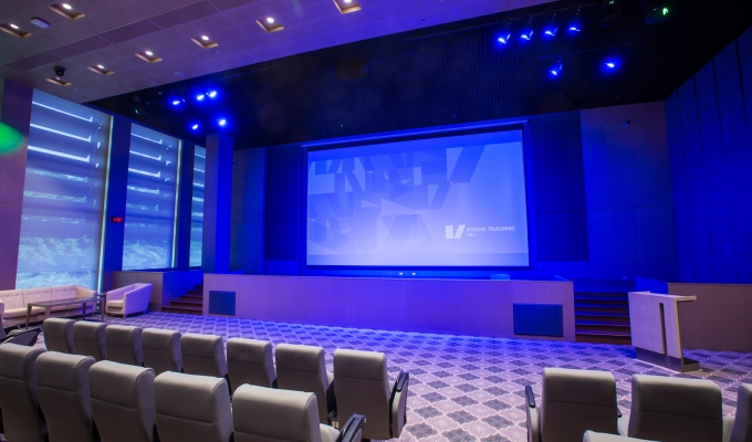 Audio/Visual Design & Installation